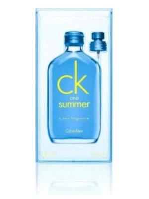 CK One Summer 2008 Calvin Klein