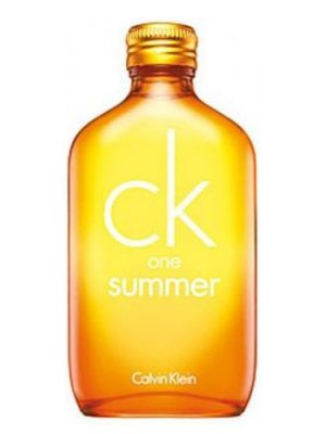 CK One Summer 2010 Calvin Klein