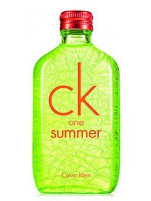 CK One Summer 2012 Calvin Klein