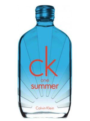 CK One Summer 2017 Calvin Klein