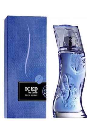 Cafe Iced Pour Homme Cafe Parfums