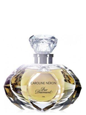 Caroline Néron Pur Diamant Dans un Jardin