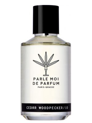 Cedar Woodpecker Parle Moi de Parfum