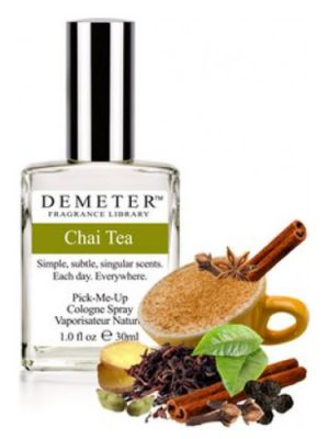 Chai Tea Demeter Fragrance