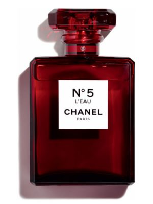Chanel No 5 L'Eau Red Edition Chanel