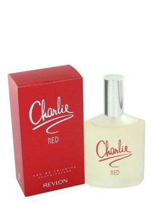 Charlie Red Revlon