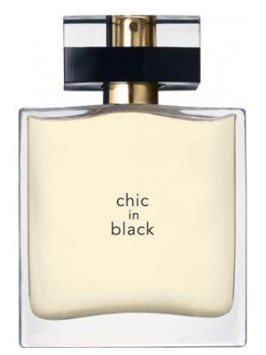 Chic in Black Avon
