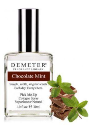 Chocolate Mint Demeter Fragrance
