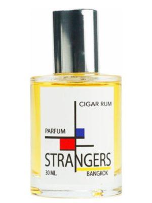 Cigar Rum Strangers Parfumerie