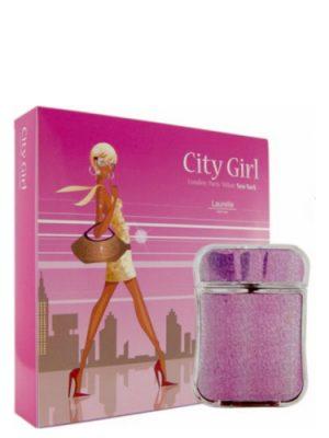 City Girl New York Laurelle London