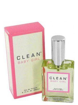 Clean Baby Girl Clean
