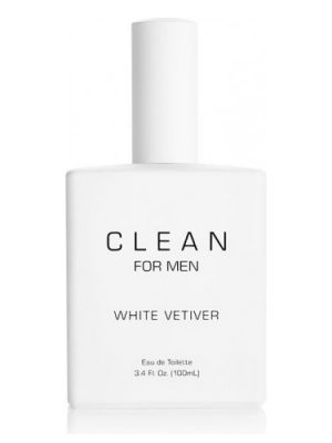 Clean For Men White Vetiver Clean