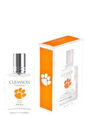 Clemson University Men Masik Collegiate Fragrances