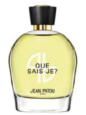 Collection Heritage Que Sais-Je? Jean Patou