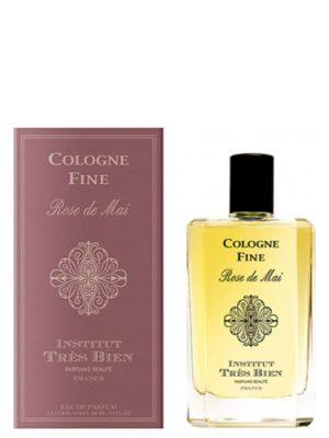 Cologne Fine Rose de Mai Institut Très Bien