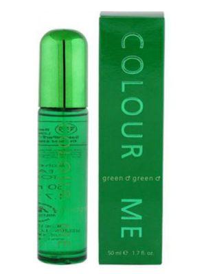 Color Me Green Milton Lloyd