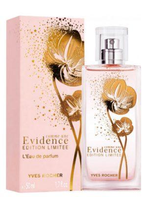 Comme Une Evidence L'Eau de Parfum 2011 Yves Rocher