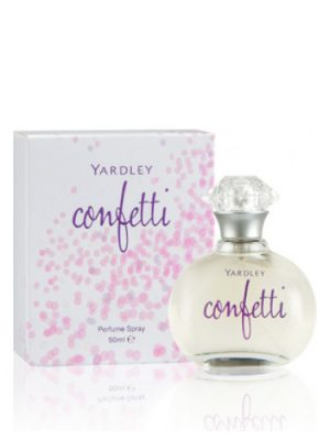 Confetti Yardley