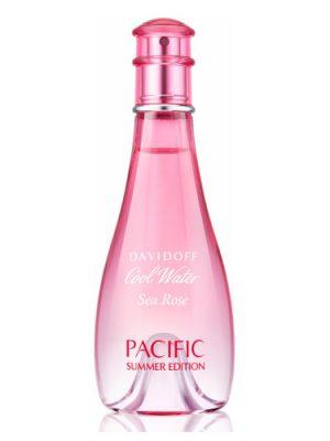 Cool Water Woman Sea Rose Pacific Summer Edition Davidoff