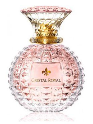 Cristal Royal Rose Princesse Marina De Bourbon
