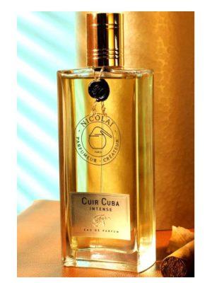 Cuir Cuba Intense Nicolai Parfumeur Createur