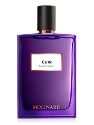 Cuir Eau de Parfum Molinard