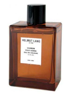 Cuiron pour Homme Helmut Lang
