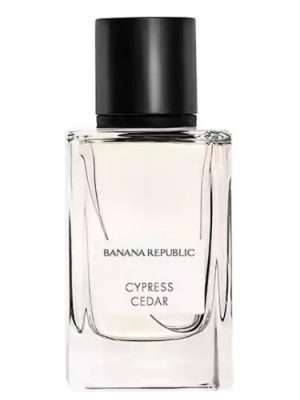 Cypress Cedar Banana Republic