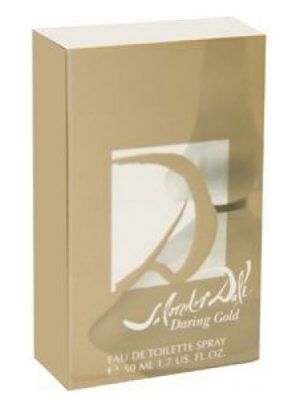 Daring Gold Salvador Dali
