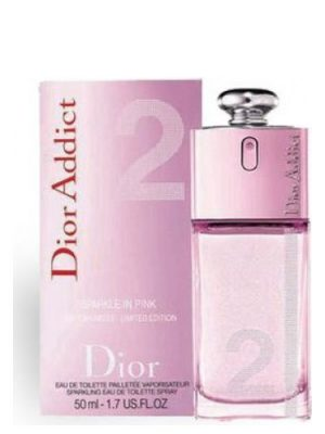 Dior Addict 2 Sparkle in Pink Christian Dior