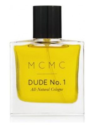 Dude No. 1 All-Natural Cologne MCMC Fragrances