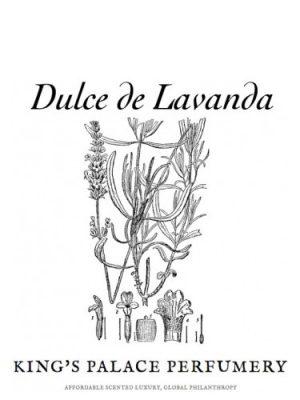 Dulce de Lavanda King's Palace Perfumery