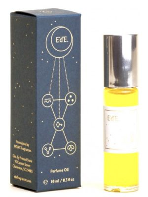E.d'E. BLUE Perfume oil MCMC Fragrances