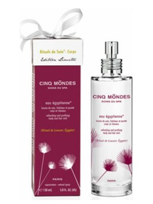 Eau Egyptienne Limited Edition Cinq Mondes