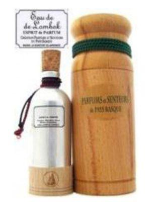 Eau de Lombok Parfums et Senteurs du Pays Basque