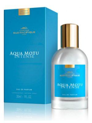 Eau de Parfum Aqua Motu Intense Comptoir Sud Pacifique