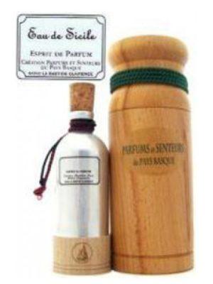 Eau de Sicile Parfums et Senteurs du Pays Basque
