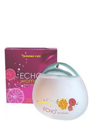 Echo Women Summer Fizz Davidoff