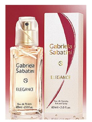 Elegance Gabriela Sabatini