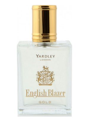 English Blazer Gold Yardley