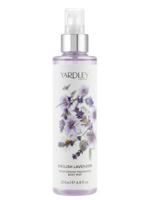 English Lavender Fragrance Mist Yardley