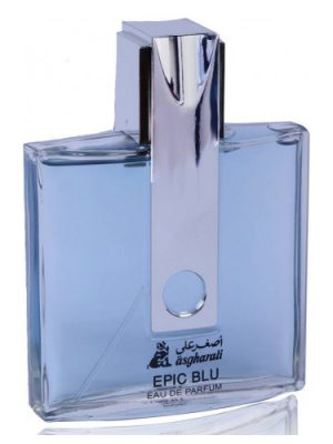 Epic Blu Asgharali