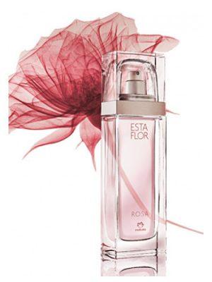 Esta Flor Rosa Natura
