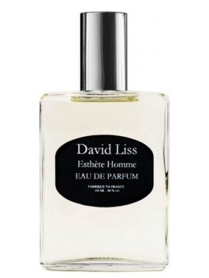 Esthète Homme David LISS Parfums