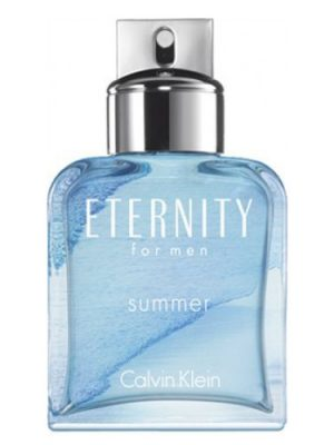 Eternity Summer for Men 2010 Calvin Klein