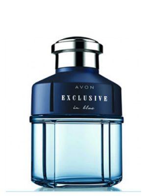 Exclusive in Blue Avon