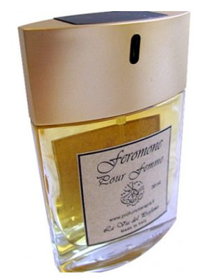Feromone pour Femme (Pheromone for woman) La Via del Profumo