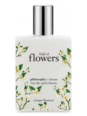 Field of Flowers Orange Blossom Philosophy