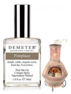 Fireplace Demeter Fragrance