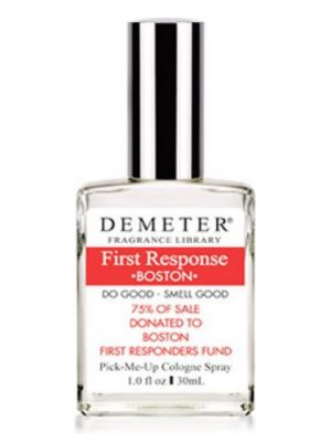 First Response – Boston Demeter Fragrance